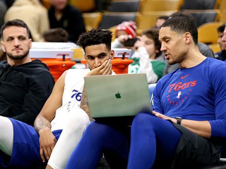 יש הרבה מה ללמוד (צילום: Chris Marion/NBAE via Getty Images)