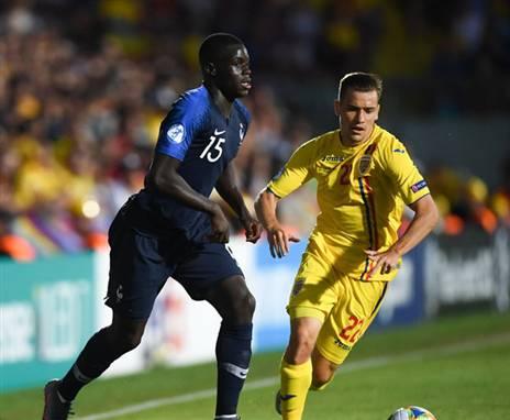 יורו צעירות: צרפת וספרד ייפגשו בחצי הגמר