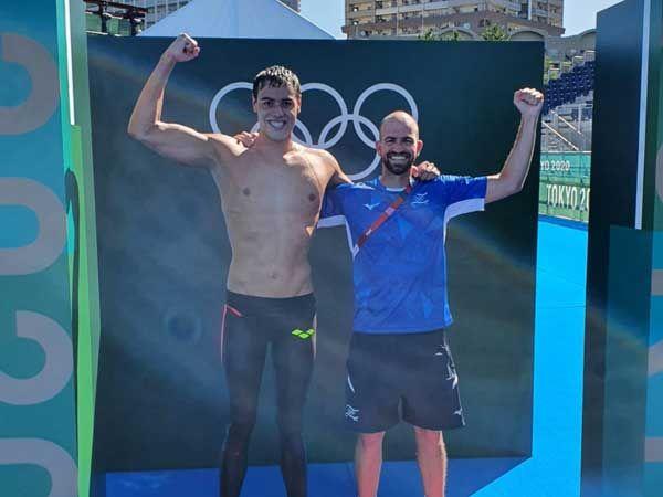 הישג עצום (צילום: באדיבות הוועד האולימפי בישראל)