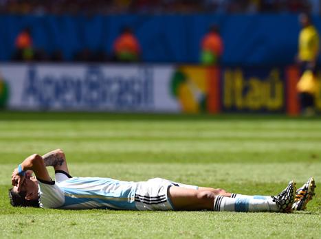 ארגנטינה מאמינה בניסים? די מריה (gettyimages)