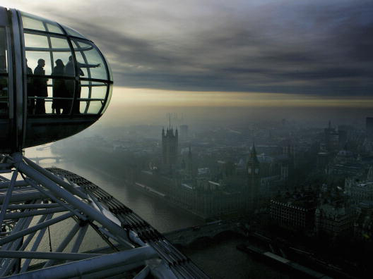 London eye, (Getty)