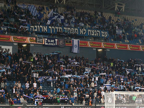 בישראל, אין באמת אוהדי נבחרת (אלן שיבר)