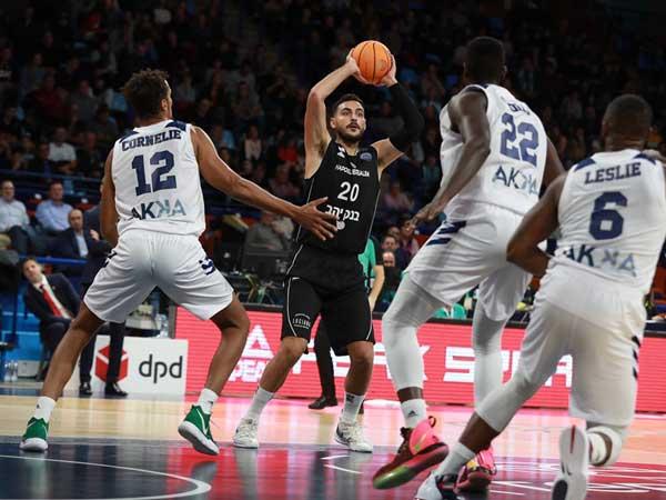 זלמנסון, 100% מהשדה לא הספיק (FIBA)