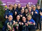 הטובה אי פעם: ארד לנבחרת השחייה האמנותית
