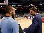 """""""זה יהיה מיוחד"""": פאו יחזור לשחק בלייקרס?"""