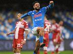 לא כוחות: 0:6 מדהים לנאפולי על פיורנטינה