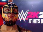 צפו: ריי מיסטריו בטריילר של WWE 2K22