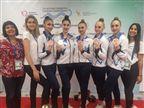 שתי מדליות ארד לישראל באליפות אירופה