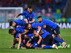 איטליה בשמינית, לאחר 0:3 קליל מול שווייץ