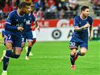 """""""הסיוט של ריאל מדריד"""": שמחת ניצחון בפריז"""