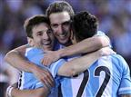 """""""ברזיל וארגנטינה יוזמנו  ליורו 2020"""""""