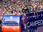 מאות אלפים חגגו עם שחקני אתלטיקו במדריד