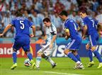 1:2 לארגנטינה על בוסניה, שער גדול למסי