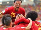 בלגיה בשמינית הגמר אחרי 0:1 על רוסיה