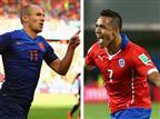 הקרב על הפסגה: מי תימנע מברזיל בשמינית?