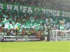 150,000 אוהדים הגיעו למשחקי הבית של חיפה
