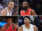 חצי המלכות: מצטייני אמצע העונה ב-NBA