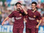 4:5 משוגע לקבוצת הנוער של ברצלונה על סיטי