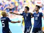 עוד הפתעה: יפן ניצחה 1:2 את קולומביה
