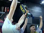 """צפו: מכבי ת""""א מחזיקת גביע המדינה לנוער"""