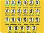 פאביניו ומרסלו בחוץ: סגל ברזיל פורסם