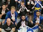 שיא לישראל באליפות העולם בג'יאו ג'יטסו
