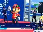 סוניק ומריו מתכוננים למשחקים האולימפיים