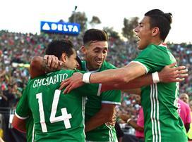 מושלמת: מקסיקו כבר ברבע הגמר
