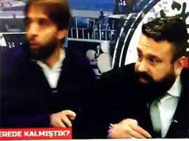 ברגע הפיצוץ: בהלה בטלוויזיה הטורקית