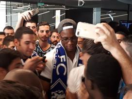 """דרוגבה בארץ: """"באתי להכיר את ישראל"""""""