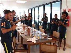איפה העוגה? בברזיל חגגו יום הולדת לצ'יצ'ה
