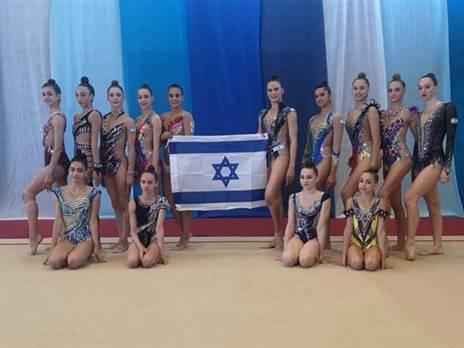 (צילום באדיבות איגוד ההתעמלות בישראל)