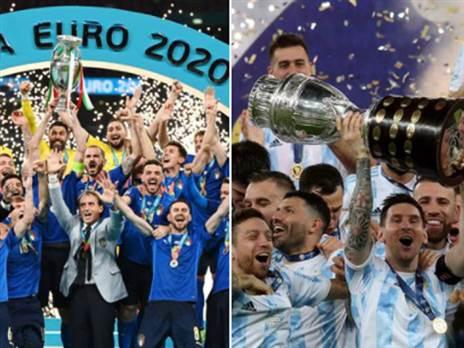 ביוני 22: ארגנטינה ואיטליה בקרב על גביע