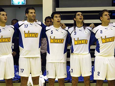 נבחרת ישראל בכדוריד. תחסר גם את רוזנטל