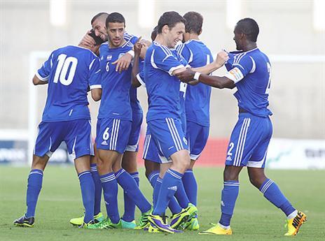 הנבחרת הצעירה שוב מתכנסת. בקרוב מול סרביה ורוסיה (אלן שיבר)