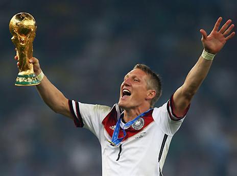 הדור הגרמני המוכשר סוף סוף השיג זהב