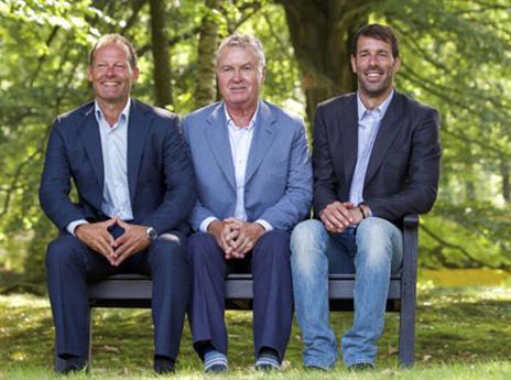 הצוות החדש של הולנד (gettyimages)