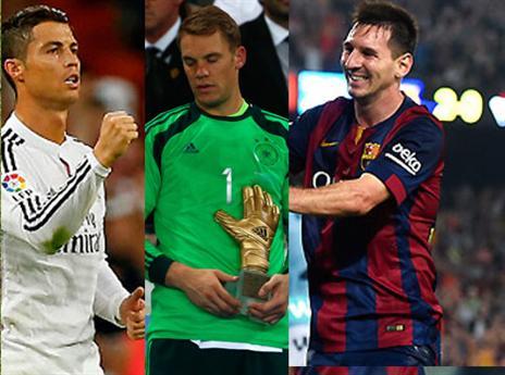 מי יוכתר לשחקן הטוב של השנה?