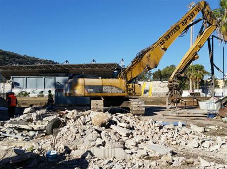 בחיפה מקווים להצליח במגרש החדש כמו בקרית אליעזר
