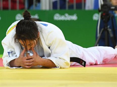 צפו בהפסד של ג'רבי ברבע הגמר