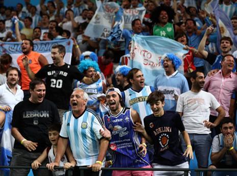 הארגנטינאים בטירוף (getty)