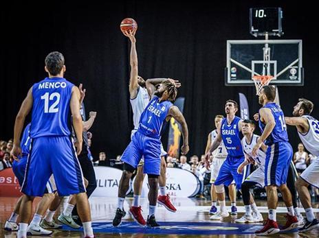אסטוניה לא מאריות אירופה (FIBA)