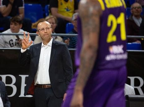 עדיין ללא ניצחון חוץ. שמיר (FIBA)