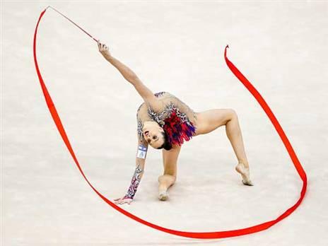 זליקמן, גם היא תהיה בטוקיו (getty, Natalia Fedosenko)