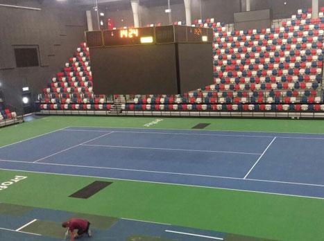 תיכף ישחקו פה טניס
