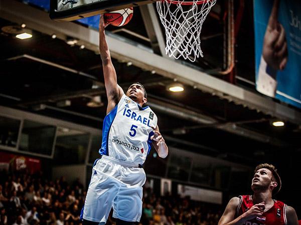 בריסקר. ישראל פתחה חזק (FIBA)
