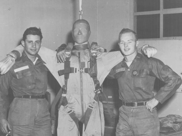 סיירה סאם והטייסים של חיל האוויר האמריקני