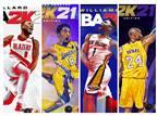 עד שיגיע זאיון: עטיפות NBA2K בעשור החולף