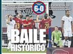 """""""ריקוד היסטורי"""": בספרד התמוגגו מ-0:6"""