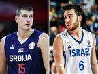 ישראל עם סרביה, צ'כיה ופולין ביורובאסקט
